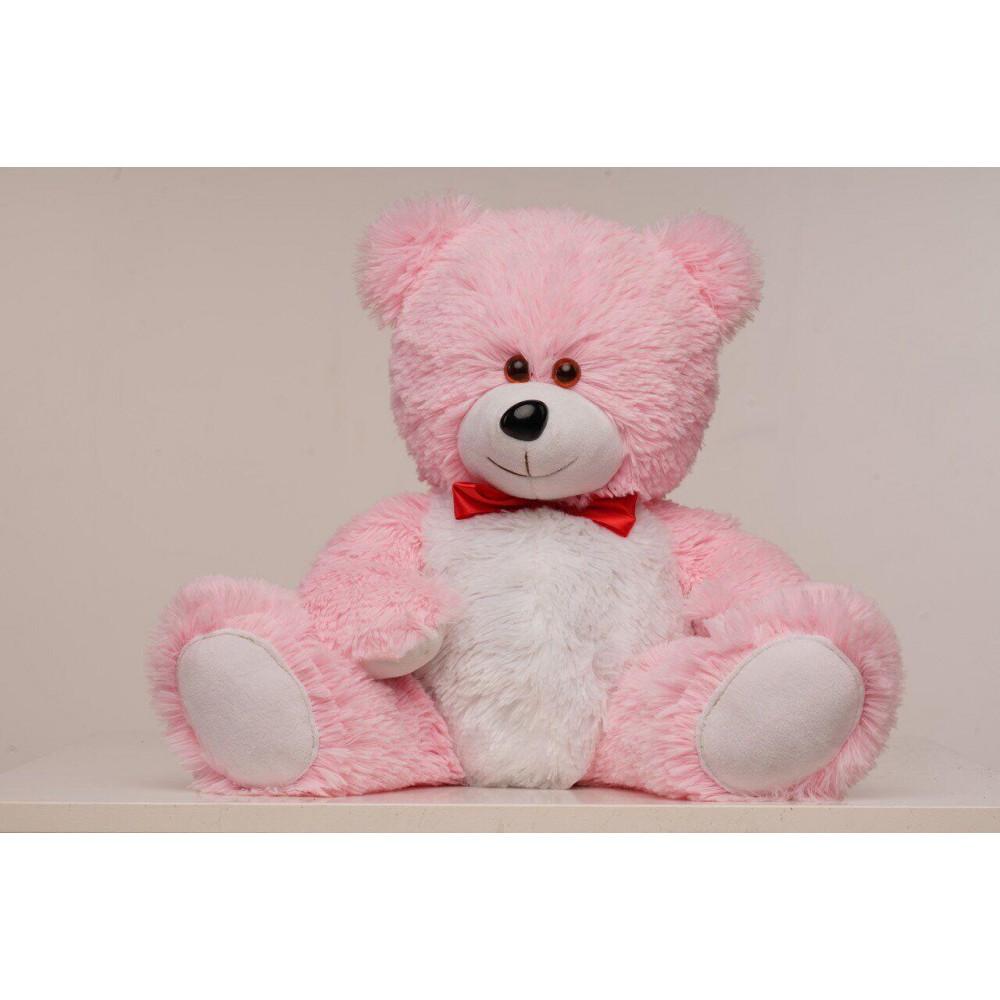 Плюшевый мишка Мартин 50см Розовый