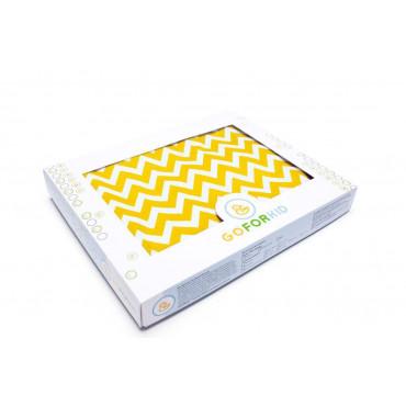 Комплект постільної білизни Ранфорс Велика Сахара LC 145х220 см