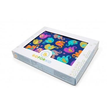 Комплект постельного белья Сатин Индия LC 100х140 см R