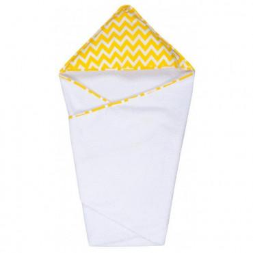 Детское полотенце с уголком Большая Сахара LC 95х95 см