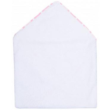 Детское полотенце с уголком 95х95