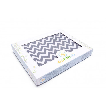 Комплект постільної білизни Ранфорс Світанок LC 100х140 см