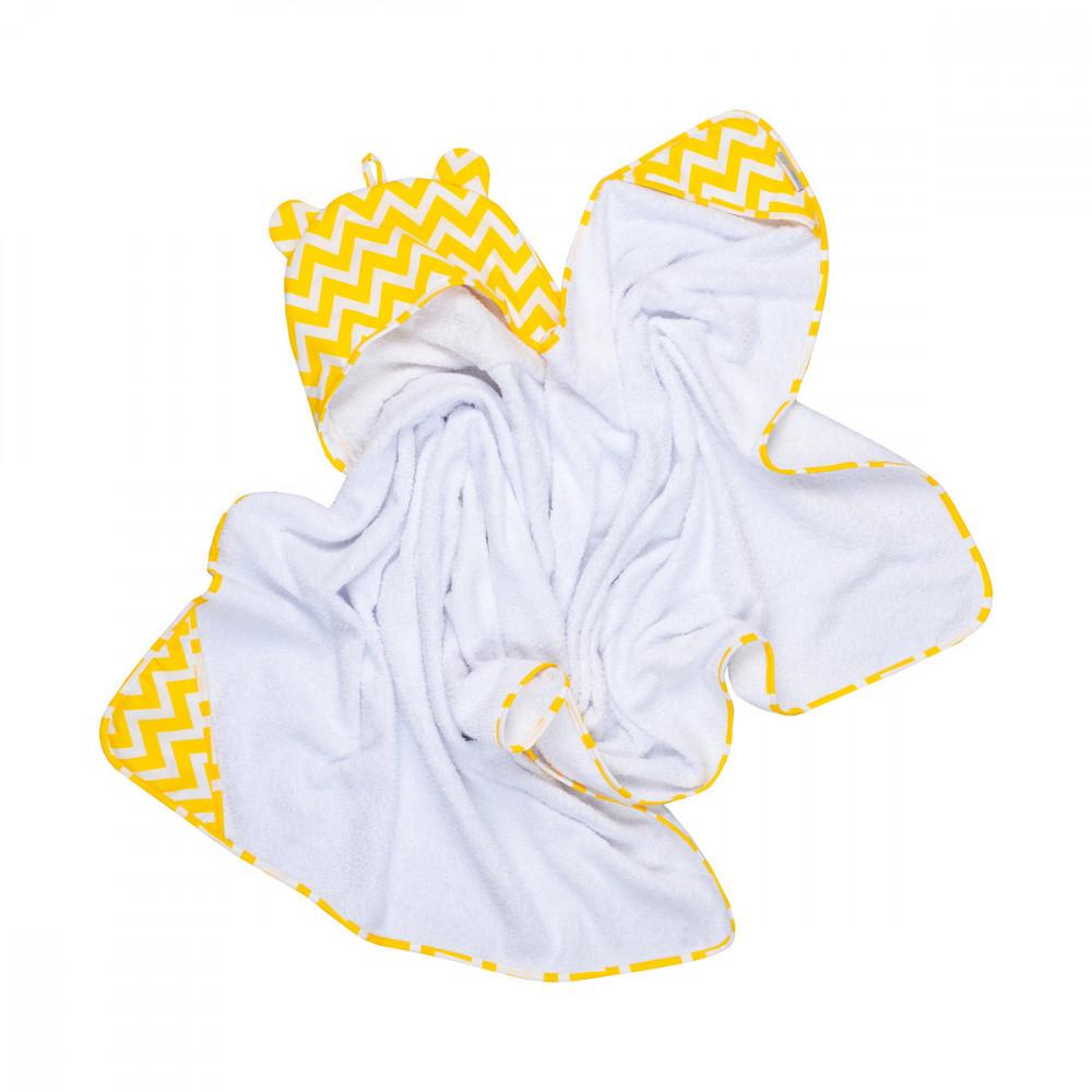 Детское полотенце Мишка Большая Сахара LC 70х140 см