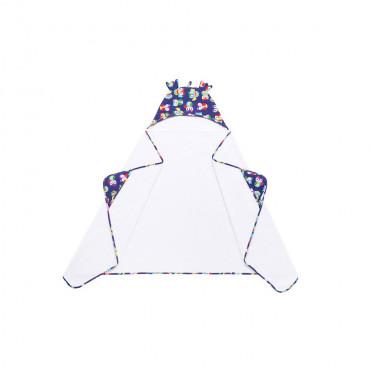Детское полотенце Мишка 70х140