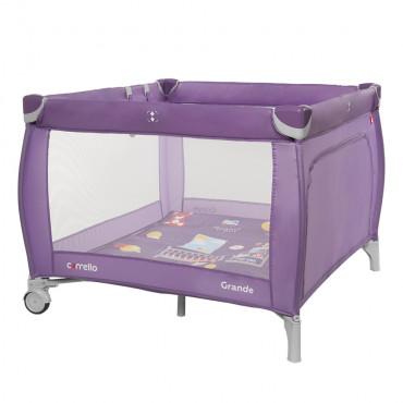 Манеж CARRELLO Grande CRL-9204 /1 Orchid Purple /1/ MOQ