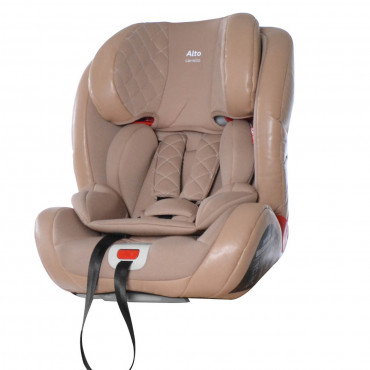 Автокресло CARRELLO Alto CRL-11805 ISOFIX Biege Lion группа 1-2-3 /1/