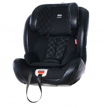 Автокресло CARRELLO Alto CRL-11805 ISOFIX Black Panter группа 1-2-3 /1/