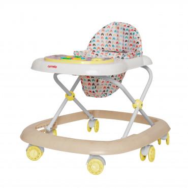 Детские ходунки CARRELLO Amico CRL-7201/2 Yellow /3/