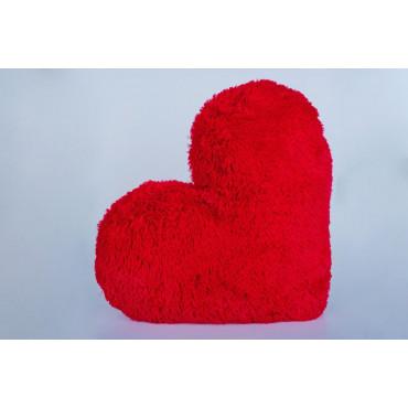 Плюшевий ведмедик з серцем Бенджамін 135см Капучино