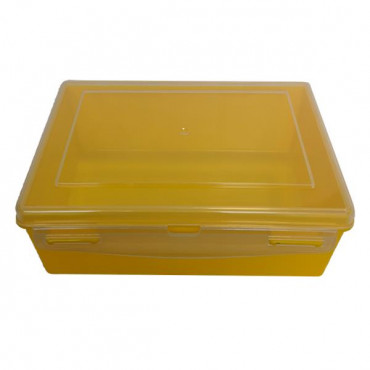 Контейнер пластиковий Gigo (жовтий)