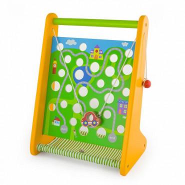 Деревянная игра Viga Toys Машинка в пути