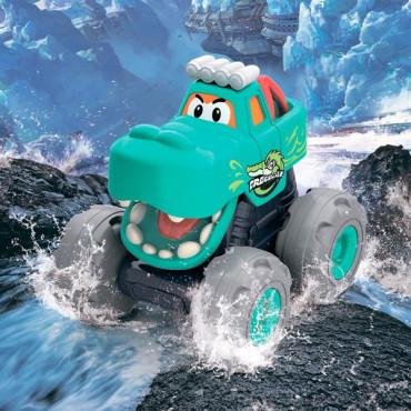 Набор игрушечных машинок Hola Toys Монстр-траки