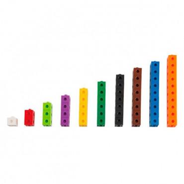 Набір для рахунку Gigo З'єднай кубики, 2 см