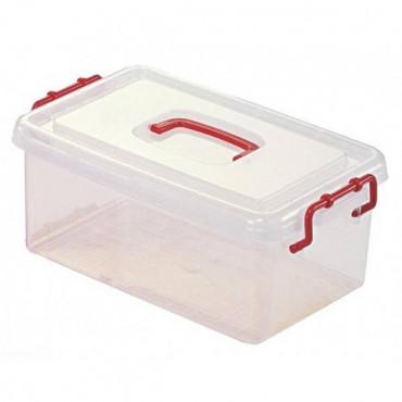 Контейнер пластиковый большой Gigo (прозрачный)