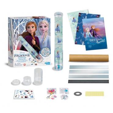 Набір для виготовлення калейдоскопа 4M Disney Frozen 2 Холодне серце 2