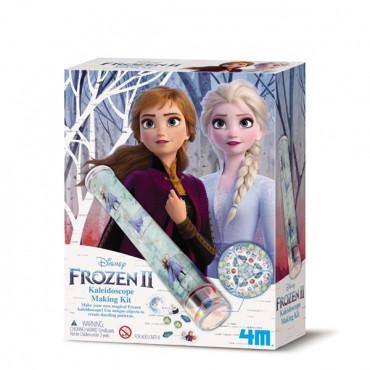 Набор для изготовления калейдоскопа 4M Disney Frozen 2 Холодное сердце 2