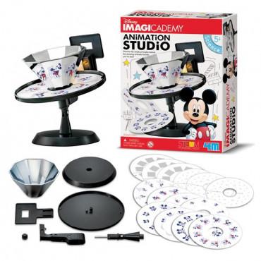 Набор для исследований 4M Disney Дисней Мультипликационный проектор