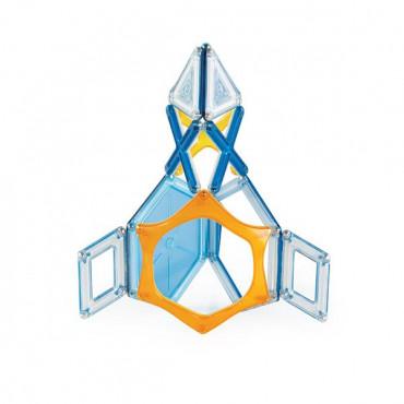 Магнітний конструктор Guidecraft PowerClix Explorer Series Космос, 54 деталі
