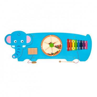 Бизиборд Viga Toys Слоник R