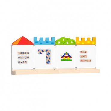 Набор магнитных досок Viga Toys №5 R