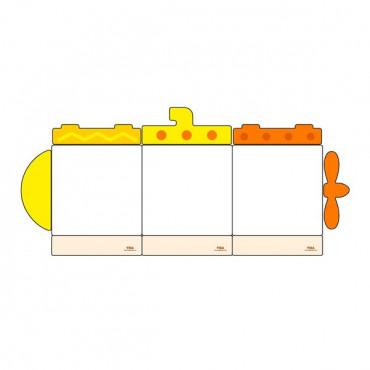 Набор магнитных досок Viga Toys №11