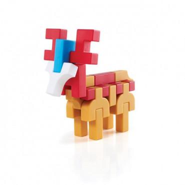 Конструктор Guidecraft IO Blocks з доповненої 3d реальністю, 114 деталей