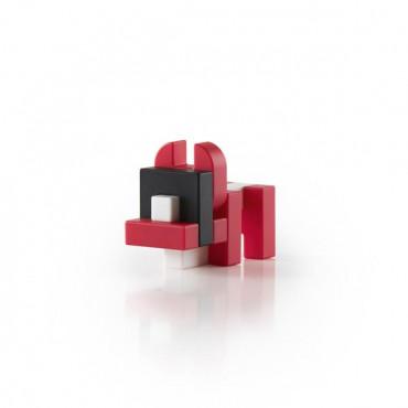 Конструктор Guidecraft IO Blocks Дорожній набір з доповненої 3d реальністю, 59 деталей