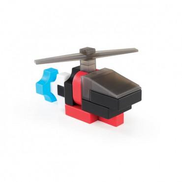 Конструктор Guidecraft IO Blocks Літаки і кораблі з доповненої 3d реальністю, 59 деталей