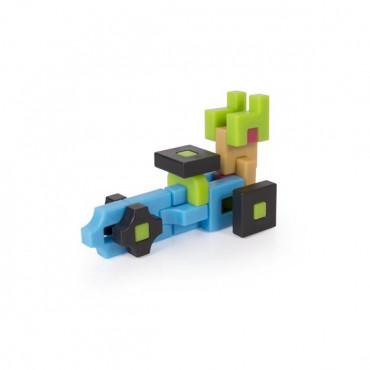 Конструктор Guidecraft IO Blocks Minis з доповненої 3d реальністю, 75 деталей