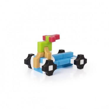 Конструктор Guidecraft IO Blocks Minis с дополненной 3d реальностью, 250 деталей