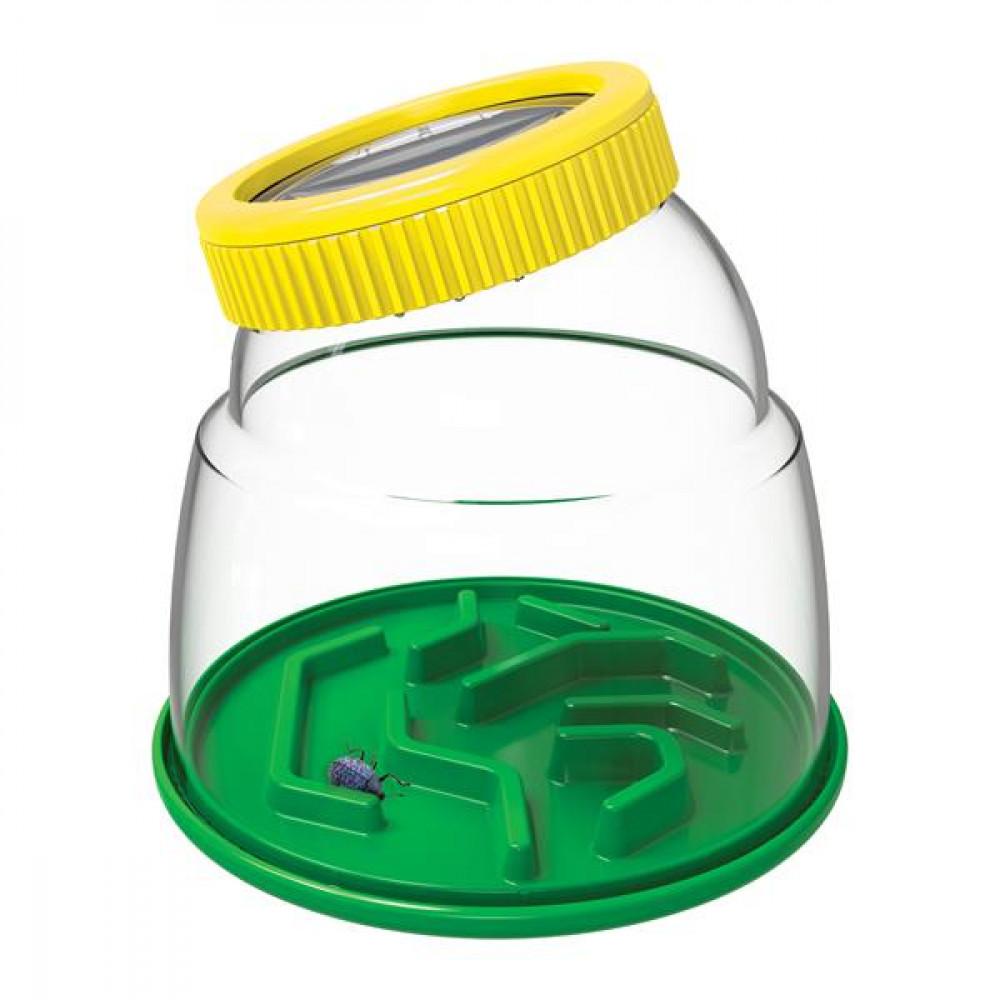 Набір натураліста Edu-Toys Контейнер для комах з лупою 5x