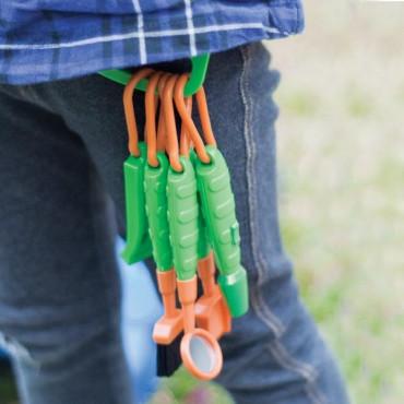 Набір натураліста Edu-Toys Комплект дослідника 6 в 1