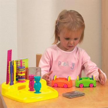 Набор для исследований Edu-Toys Опыты с магнитами