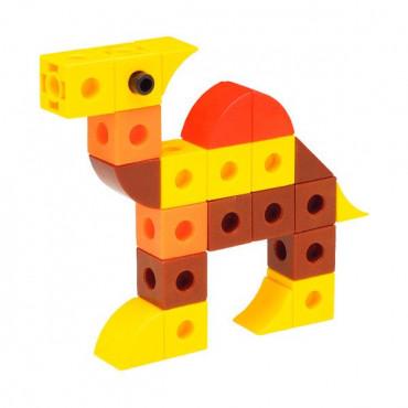 Конструктор Gigo Животные - Мини