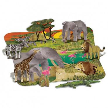 3D-пазл 4M Африка