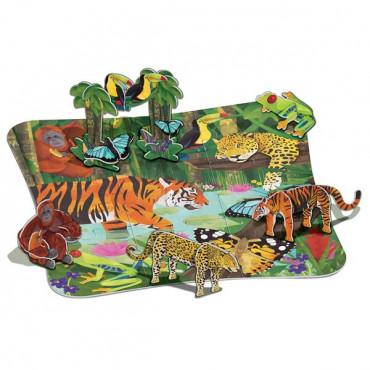 3D-пазл 4M Тропический лес
