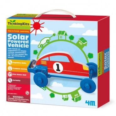 Научный набор 4M Автомобиль на солнечной энергии