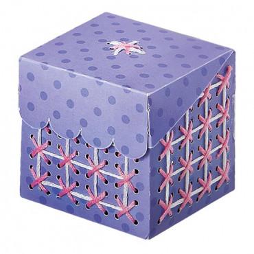 Набор для творчества 4M Вышитые коробочки