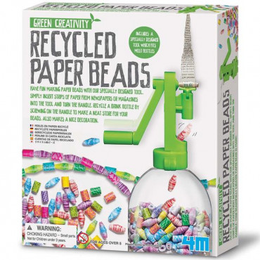 Набор для творчества 4M Бумажные бусины
