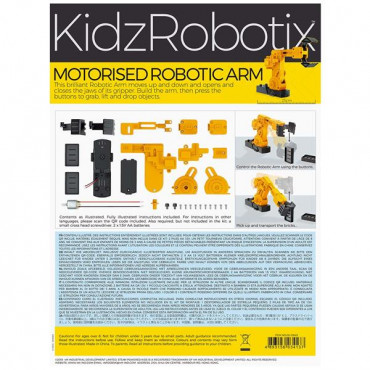 Моторизированная рука (набор для сборки) 4M (00-03413)