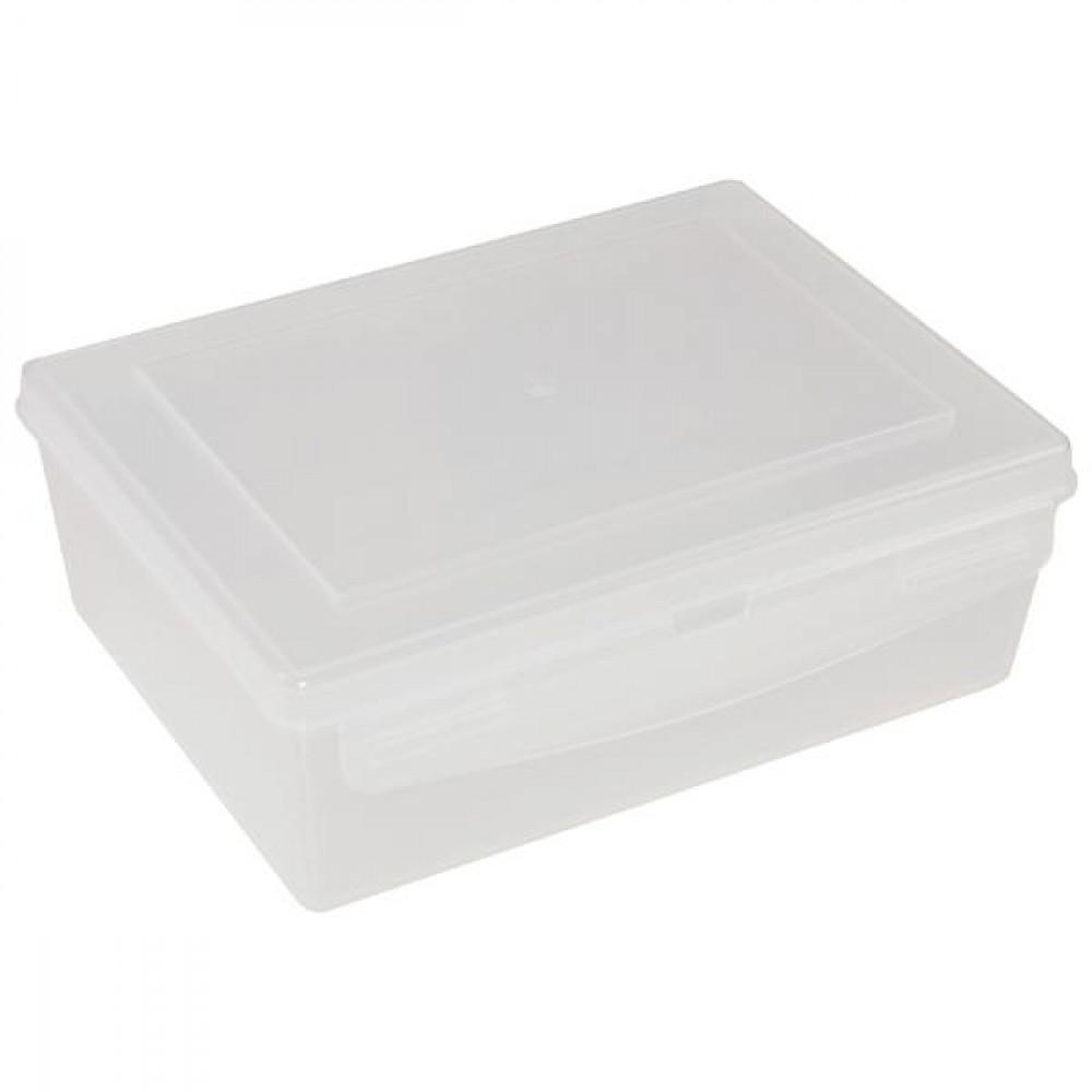Контейнер пластиковий Gigo (білий)