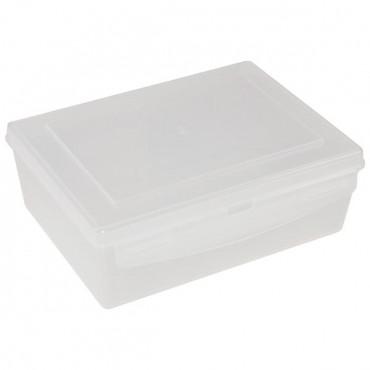 Контейнер пластиковый Gigo (белый)