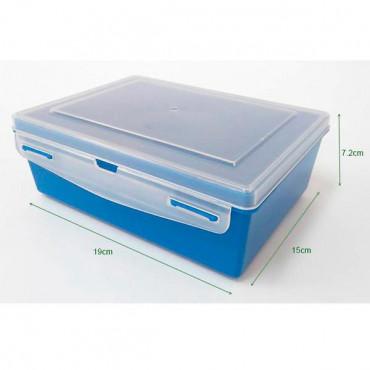 Контейнер пластиковий Gigo (синій)