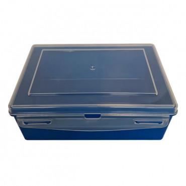 Контейнер пластиковый Gigo (синий)