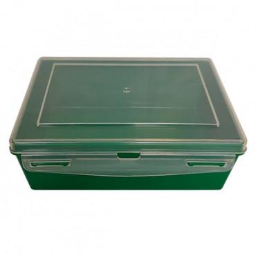 Контейнер пластиковый Gigo (зеленый)