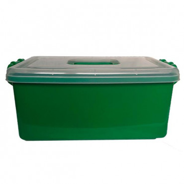 Контейнер пластиковий великий Gigo (зелений)