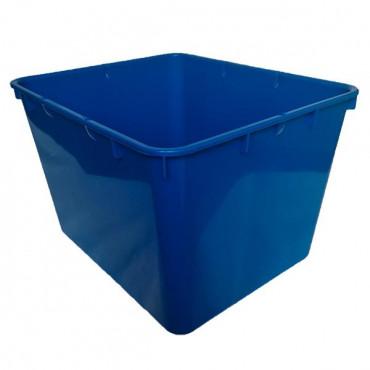 Контейнер пластиковий відкритий Gigo (синій)
