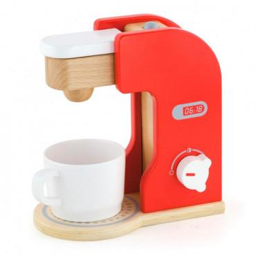 Игрушечная кофеварка Viga Toys из дерева