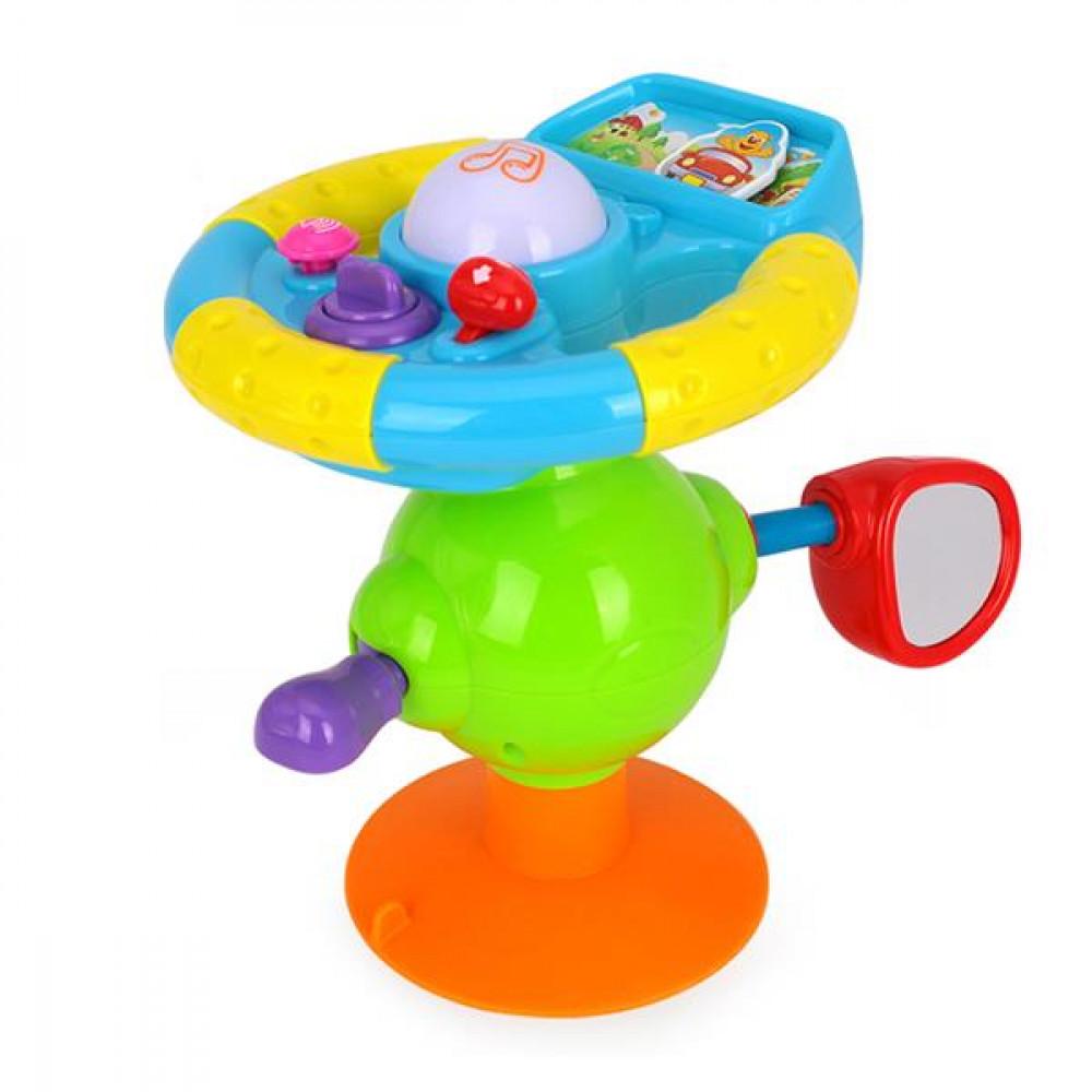 Музичне кермо Hola Toys Юний водій