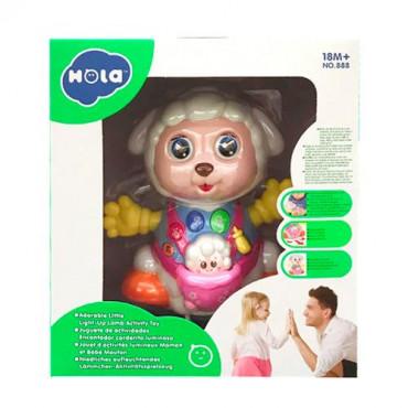 Музыкальная игрушка Hola Toys Счастливая овечка